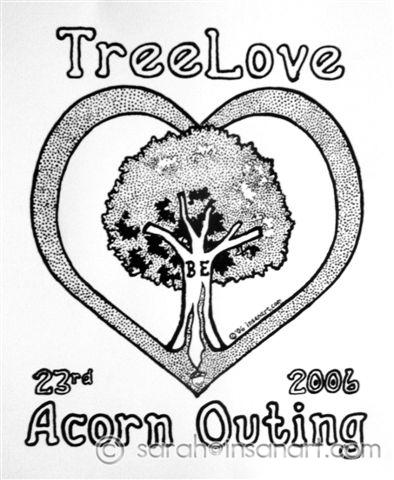 23rd Acorn Outing - Paper Print