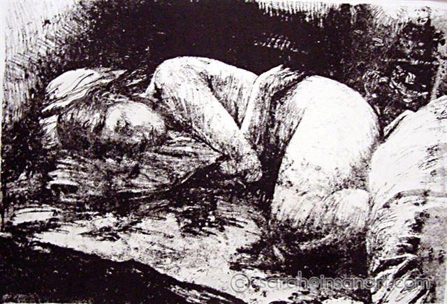 Sleeping Litho